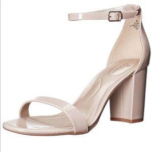 Bandolino Women Armory block heel Dress Sandal Oat